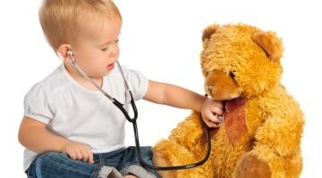 Medvídek u doktora
