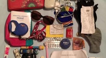 co ma maminka v kabelce